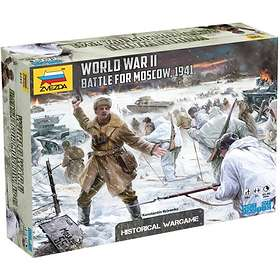 Zvezda World War Ii: Battle For Moscow 1941