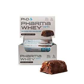 PhD Nutrition Pharma Whey HT+ Protein Bar 75g 12pcs