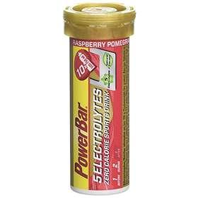 PowerBar 5 Electrolytes 10 Brusetabletter