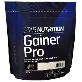 Star Nutrition Gainer Pro 4kg