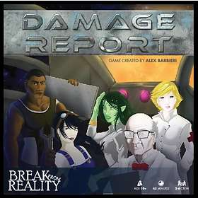 Break From Reality Damage Report