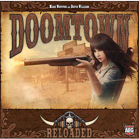 Alderac Entertainment Group Doomtown: Reloaded