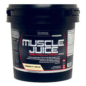 Ultimate Nutrition Muscle Juice 4,75kg