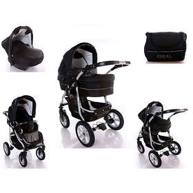 Krasnal Coral 3in1 (Travel System)
