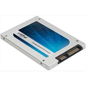 """Crucial MX100 2.5"""" 7mm 256GB"""