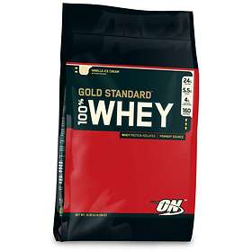 Optimum Nutrition 100% Whey Gold Standard 4,54kg
