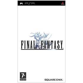 Final Fantasy - Anniversary Edition