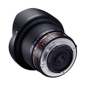 Samyang MF 8/3,5 Fisheye CS II for Fujifilm X