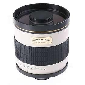 Samyang MF 800/8.0 DX MC for Olympus/Panasonic m4/3