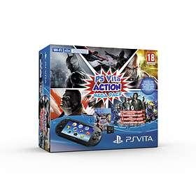 Sony PlayStation Vita Slim (+ Action Mega Pack)