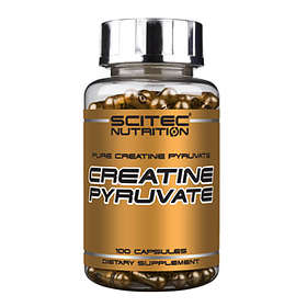 Scitec Nutrition Creatine Pyruvate 100 Kapslar
