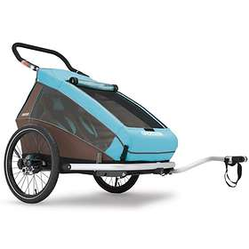 Croozer Kid Plus 2 (Dobbelvogn)