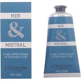 L'Occitane Mer & Mistral After Shave Fluid 75ml