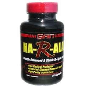 SAN Nutrition Na-R-ala 60 Capsules