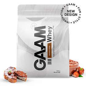 GAAM Nutrition 100% Whey Premium 1kg