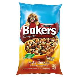 Purina Bakers Complete Adult Tasty Chicken & Vegetables 14kg