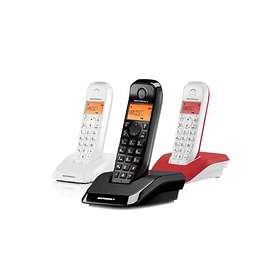 Motorola Home StarTac S1203 Trio
