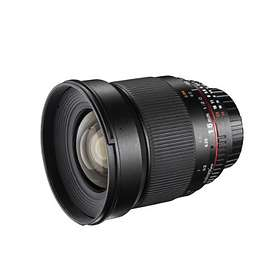 Walimex Pro 16/2,0 for Sony A
