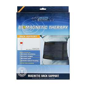 Health Solutions Bio Magnetic Back Support
