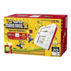 Nintendo 2DS (ml. New Super Mario Bros. 2)