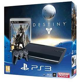 Sony PlayStation 3 Slim 500GB (incl. Destiny)