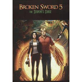 Broken Sword 5: The Serpent's Curse - Collector's Edition
