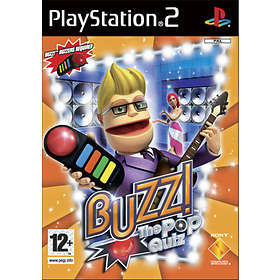 Buzz! The Pop Quiz (PS2)