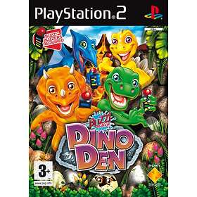 Buzz! Junior: Dino Den (PS2)