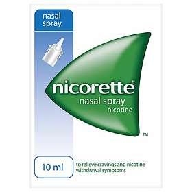McNeil Nicorette Nasal Spray 10ml