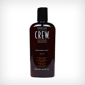 American Crew Classic 3in1 250ml