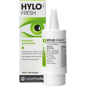 Ursapharm Hylo-Fresh Eye Drops 10ml