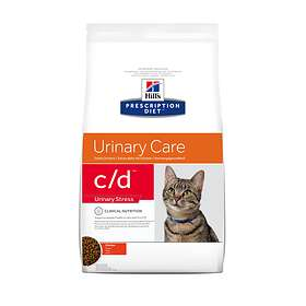 Hills Feline Prescription Diet CD Urinary Stress 8kg