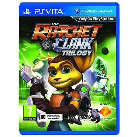Ratchet & Clank: Trilogy (PS Vita)