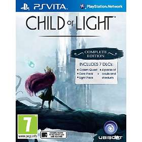 Child of Light - Complete Edition (PS Vita)