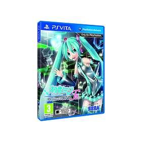 Hatsune Miku: Project DIVA F 2nd (PS Vita)