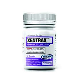 SNS Biotech Xentrax 50 Kapsler