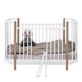 Oliver Furniture Wood Spjälsäng 146x76cm