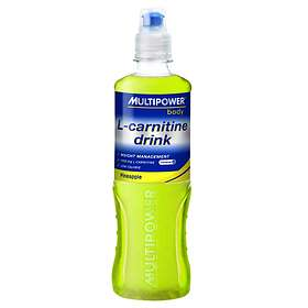 Multipower Fit Active L-Carnitine 500ml