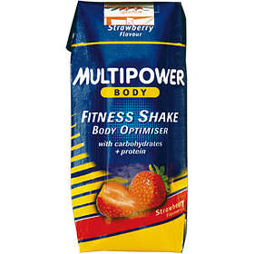 Multipower Fitness Shake 330ml