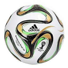 932656593b Find the best price on Adidas Brazuca Final Rio Top Glider ...