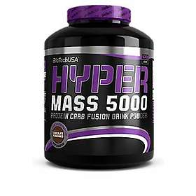 Find the best price on BioTech USA Hyper Mass 5000 1kg