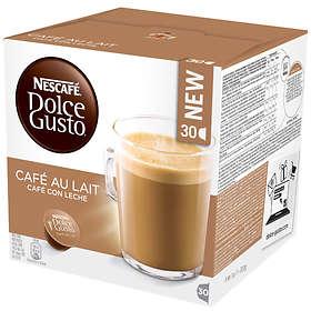 Nescafé Dolce Gusto Cafe au Lait 30st (Kapsler)