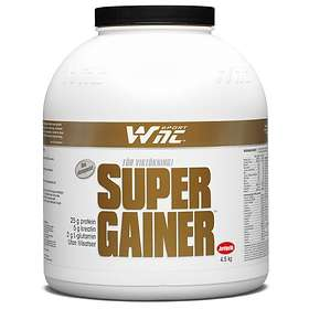 WNT Super Gainer 4,5kg