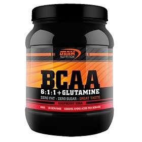 GAAM Nutrition BCAA 6:1:1 0,4kg