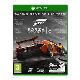 Forza Motorsport 5 - Racing Game of the Year Edition