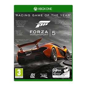 Forza Motorsport 5 - Le jeu de course de l'année