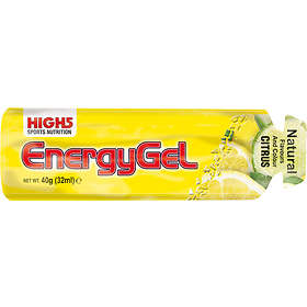 High5 EnergyGel Gel 40g