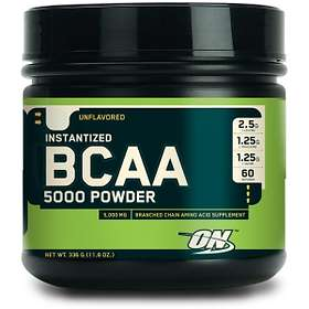 Optimum Nutrition BCAA 5000 0.34kg