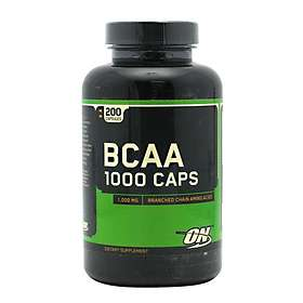 Optimum Nutrition BCAA 1000 200 Kapsler