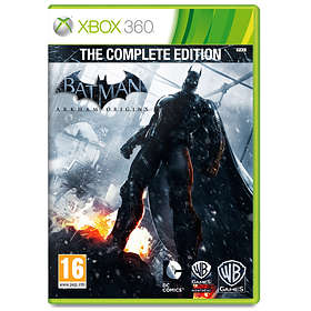 Batman: Arkham Origins - Complete Edition (Xbox 360)